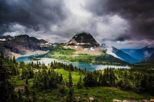Glacier National Park Photography by HS Studio & co